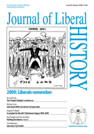Cover of Journal of Liberal History 64