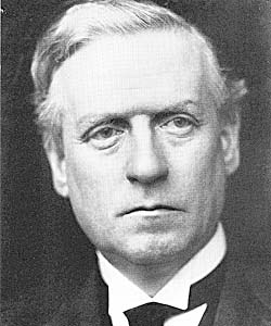 Portrait of Herbert Henry Asquith