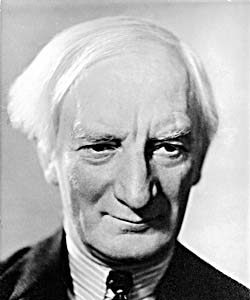 Portrait of William Beveridge