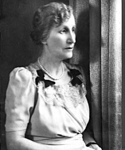 Portrait of Violet Bonham Carter