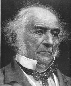 Portrait of William Ewart Gladstone