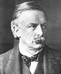 Portrait of David Lloyd George
