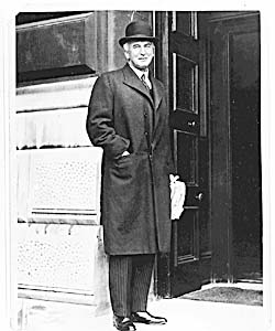 Portrait of John Simon