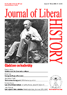Cover of Journal of Liberal History 53