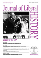 Cover of Journal of Liberal History 91
