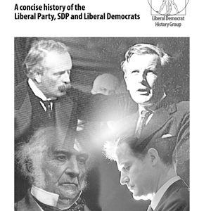 Concise history booklet 2017 cover